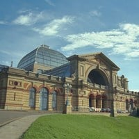 Alexandra Palace, Muswell Hill, Hornsey, Greater London