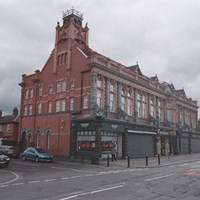 Beswick Cooperative Society Building, North Road, Manchester, Greater Manchester