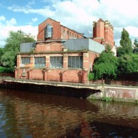 Former Hydraulic Power Station, Water Street, Manchester, Greater Manchester
