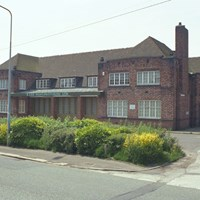 Boothstown Mines Rescue Station, Ellenbrook Road, Swinton, Greater Manchester