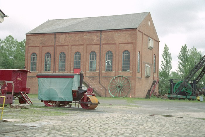 Astley Green Mining Museum, Higher Green, Tyldesley, Greater Manchester