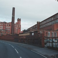 Swan Lane Mills, Higher Swan Lane, Bolton, Greater Manchester