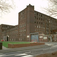 Brunswick Mill, Bradford Road, Manchester, Greater Manchester