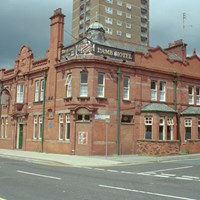 Lamb Hotel, Regent Street, Eccles, Greater Manchester
