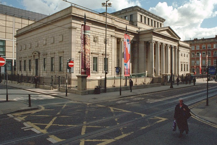 City Art Gallery, Mosley Street, Manchester, Greater Manchester