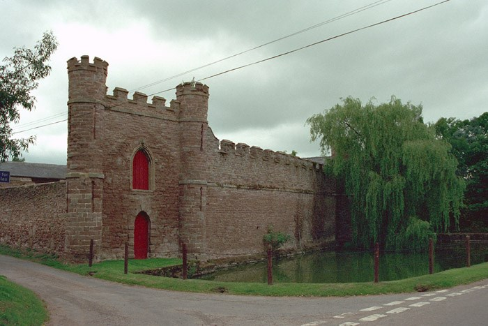 Bollitree Castle, Weston under Penyard, Herefordshire