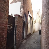 Former Soup Kitchen, Union Passage, Hereford, Herefordshire