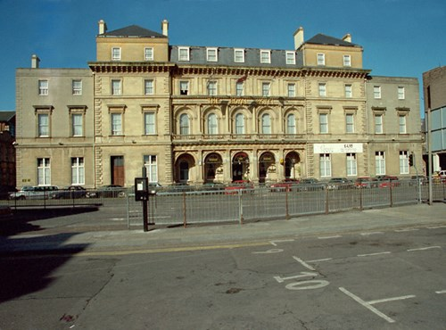 Paragon Station and Station Hotel, Kingston Upon Hull