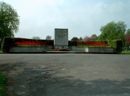 Citizens' War Memorial, Kingston Upon Hull