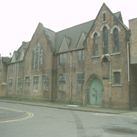 St Patrick's School, Royal East Street, Leicester