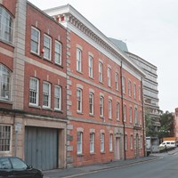 Former Hosiery Warehouse, King Street, Leicester