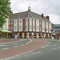 Former High Cross Coffee House, High Street, Leicester