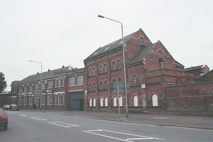Harborough Rubber Works, St Mary's Road, Market Harborough, Leicestershire
