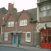 Council Houses,12 -14 Abbey Street, Market Harborough, Leicestershire