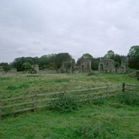 Ruins of Grace Dieu Priory, Ashby Road, Belton, Leicestershire