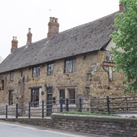 Anne of Cleves House, Burton Street, Melton Mobray, Leicestershire
