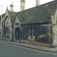 St Peter's Callis Almshouses, All Saint's Street, Stamford, Lincolnshire