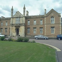 Stamford and Rutland General Infirmary, Deeping Road, Stamford, Lincolnshire