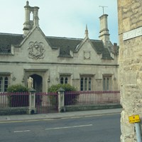 Truesdale's Hospital, Scotgate, Stamford, Lincolnshire