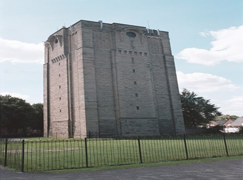 Water Tower, Chapel Lane, Lincoln, Lincolnshire