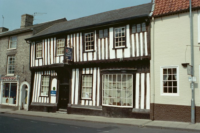 Ancient House Museum, White Hart Street, Thetford, Norfolk
