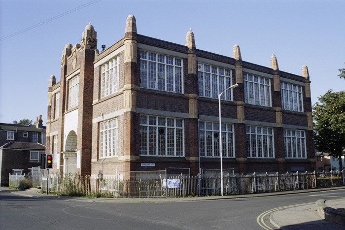College of Art and Design, Nelson Road, Great Yarmouth, Norfolk