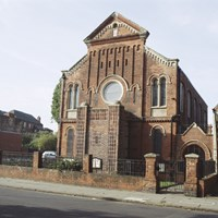 Sir Moses Montefiore Synagogue, Heneage Road, Grimsby, North East Lincolnshire
