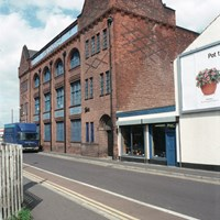 Former Waterproof Clothing Factory, Robinson Street, Grimsby, North East Lincolnshire