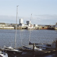 Grimsby Haven Lock, Lock Hill, Grimsby, North East Lincolnshire