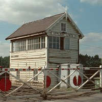 Appleby Signal Box, Ermine Street, Appleby, North Lincolnshire