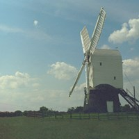 Wrawby Post Mill, Mill Lane, Wrawby, North Lincolnshire