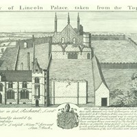 Bishops Palace, Minster Yard, Lincoln, Lincolnshire
