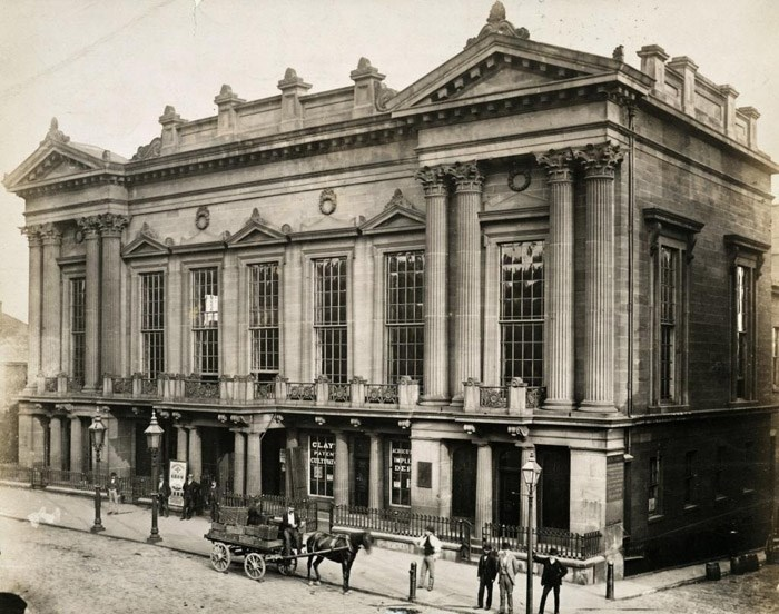 Corn Exchange, Westgate, Wakefield, West Yorkshire
