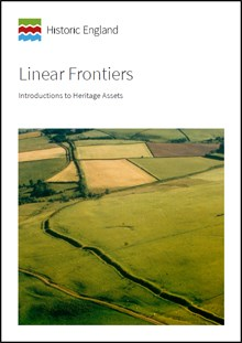 Front cover for Introductions to Heritage Assets: Linear Frontiers