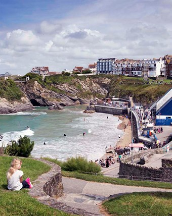 View of Newquay