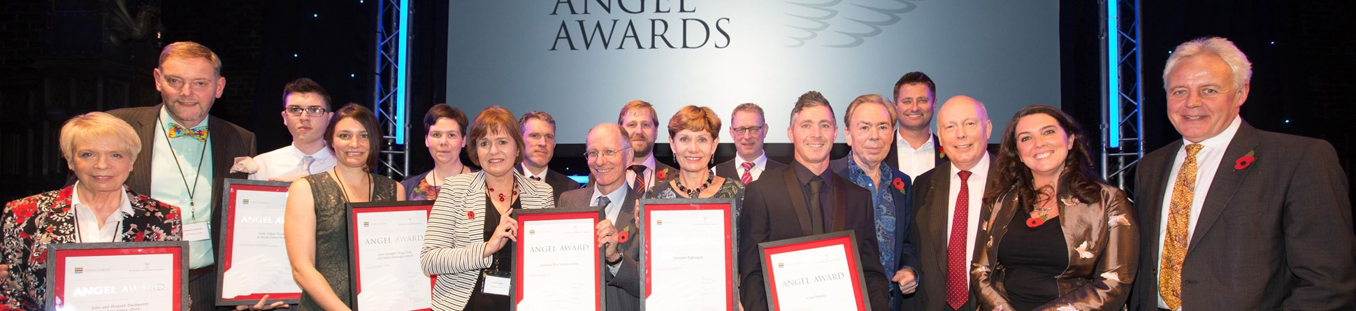 Angel Award Winners 2016