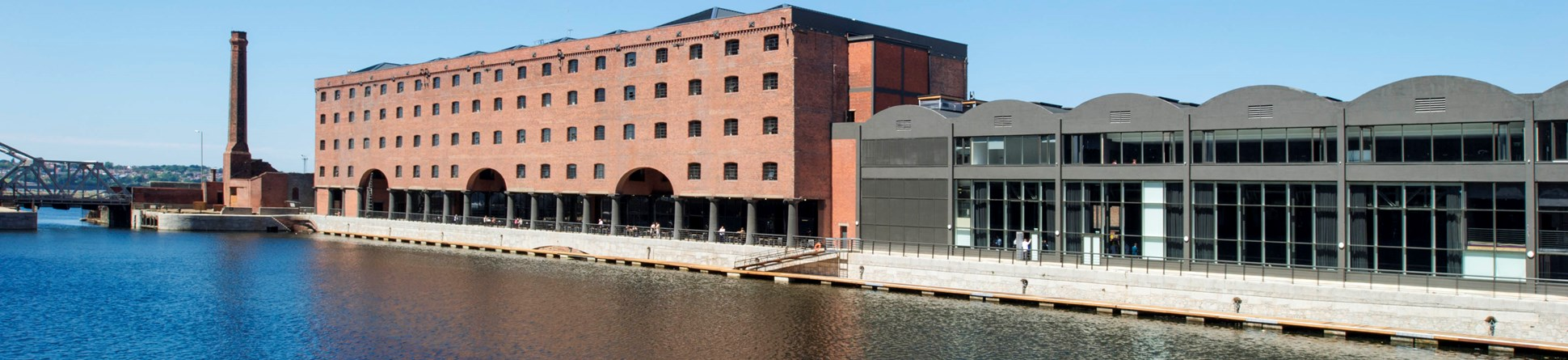 Stanley dock and warehouses, Liverpool