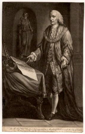 Portrait of William Beckford