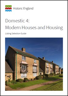 Domestic 4 The Modern House And Housing