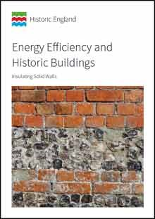 Energy Efficiency and Historic Buildings: Insulating solid