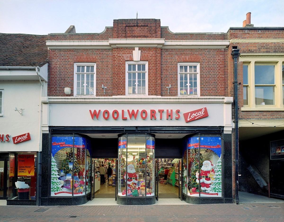 Woolworth's | Historic England