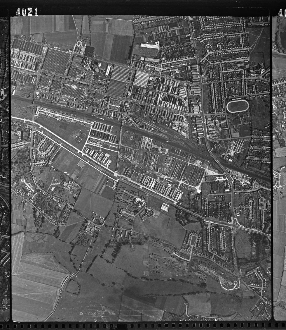 Aerial Photo Collections Over 4 Million Aerial Photos In Historic England S Archives Historic England