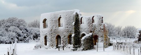 Greyfriars in the snow
