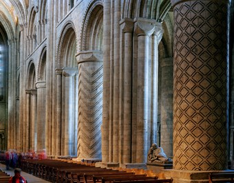 Durham Cathedral, County Durham (Grade I Listed) © Historic England