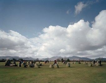 Castlerigg Stone Circle, Keswick, Cumbria (Scheduled monument) © Historic England