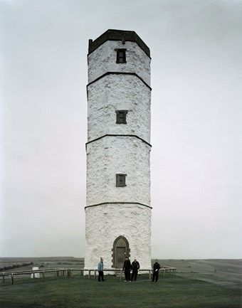 Old Flamborough Head Lighthouse, (Scheduled monument) Flamborough Head, East Riding of Yorkshire © Historic England