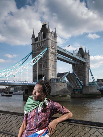 Bisi Alimi, Tower Bridge