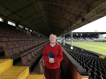 Reverend Gary Piper, Craven Cottage