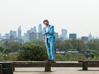 Lord Professor Robert Winston, Primrose Hill