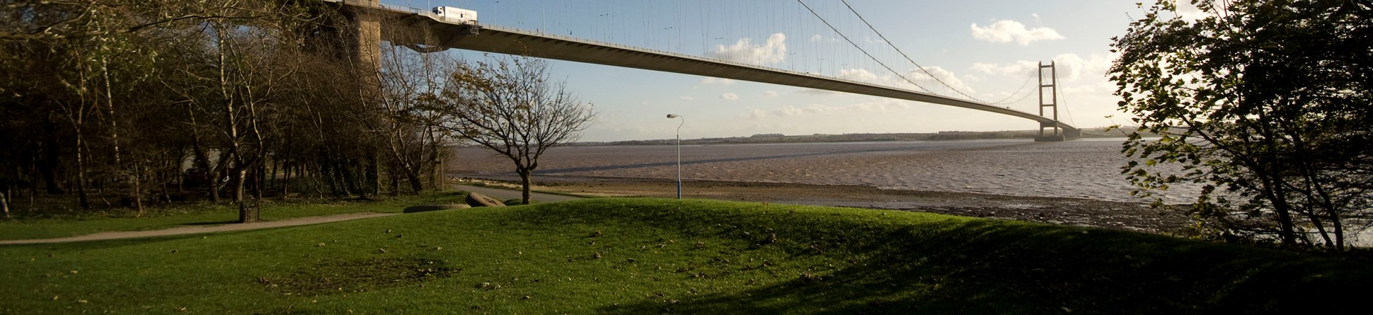 The Humber bridge is now Grade I listed